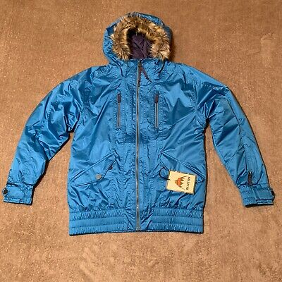 BRAND NEW Burton Women's Snowboard Jacket Medium 10K