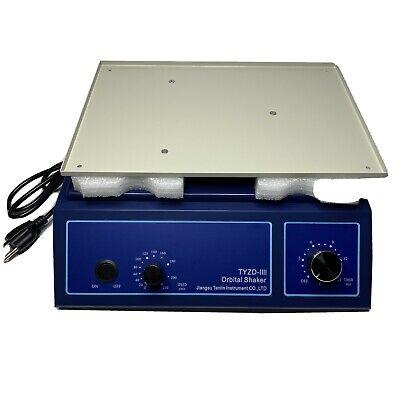Adjustable Variable Speed Oscillator Orbital Rotator Shaker Lab Tyzd-iiii