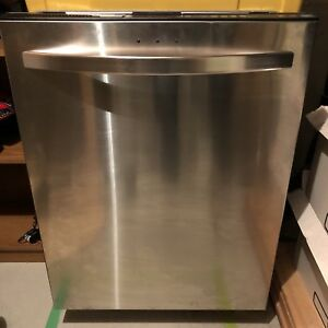 Stainless Steel Kenmore Elite Dishwasher for parts