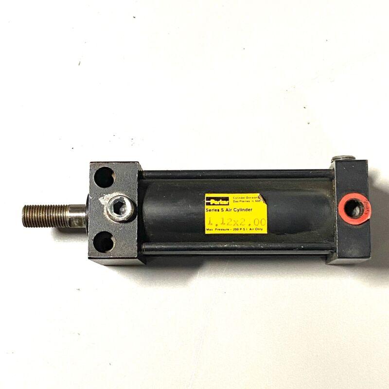 Parker Hannifin Universal Midget Air Cylinder 1.12x2