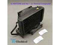 HP Heatsink and Fan Assembly453580-001