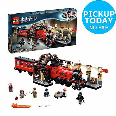 LEGO Harry Potter Hogwarts Express Train Toy Playset - 75955.