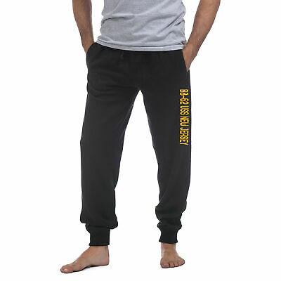 USS New Jersey BB-62 Battleship Standard Size Fleece Sweatpants Fleece T-shirt Sweatpants