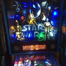 STAR WARS PINBALL MACHINE Hoppers Crossing Wyndham Area Preview