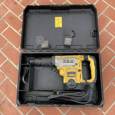 Dewalt D25712 1-78 Sds Max Combination Rotary Hammer