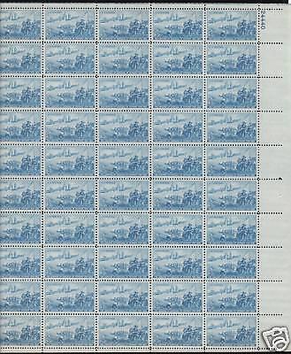 1000   CADILLAC     NH FULL SHEET OF 50