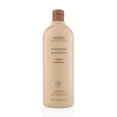 Aveda Blue Malva shampoo 33.8 oz. 1 liter