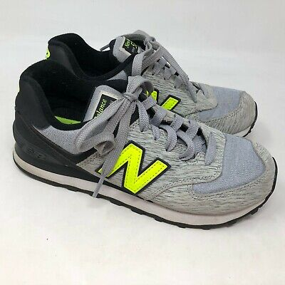 New Balance 574 (WL574WTA) Women Running Shoes sz 6.5