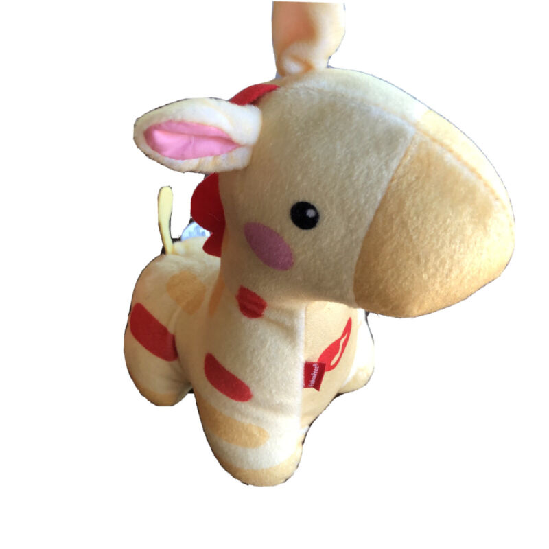 Fisher Price Soothe and Glow Musical Giraffe Baby Toy