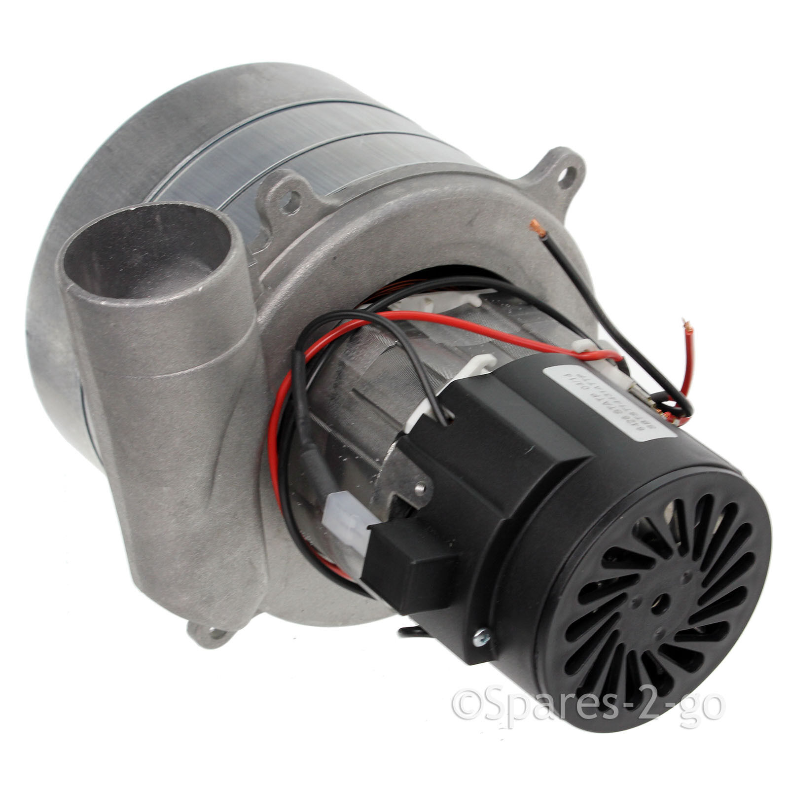 Ametek 3 Triple Stage Tangential Hoover Motor For Truvox