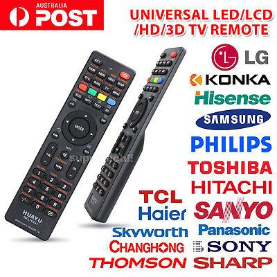 Universal LED/3D TV Remote for HISENSE, KONKA, CHANGHONG, SKYWORTH, HITACHI, Haier