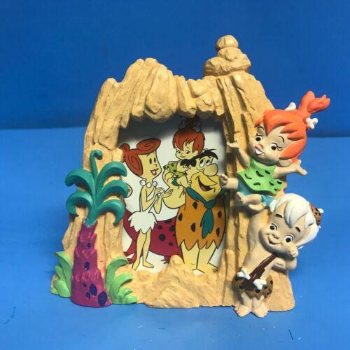 Vintage New 1993 Hanna Barbera The Flintstones Picture Frame