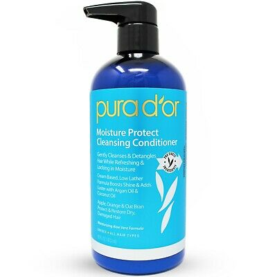 PURA D'OR Dor Moisture Protect Cleansing Conditioner