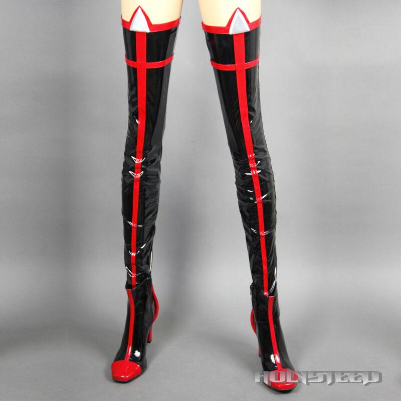 Kill La Kill Ryuko Matoi boots Cosplay Shoes