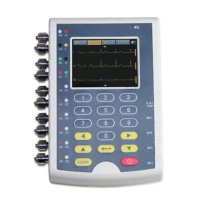 Portable Multi-parameter Patient Simulatorecg Simulation Ibptemp Cable
