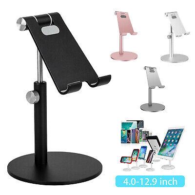 Portable Aluminum Desk Desktop Phone Stand Holder For iPhone Cell phonr Tablet