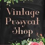 Vintage Pussycat Shop