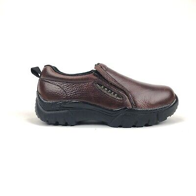 Roper Performance Size 6.5 Sport Slip On Western Shoes, 09-021-0601-0206 -