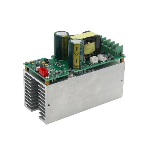 Digital 1700W HIFI High Power Amplifier IRS2092 Class D Mono Amplifier Board ot1