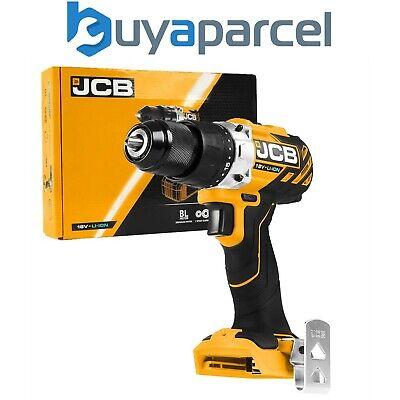 Jcb 18BLDD-B 18V sin Escobillas Taladro Atornillador 2 Velocidad Cables Básico+