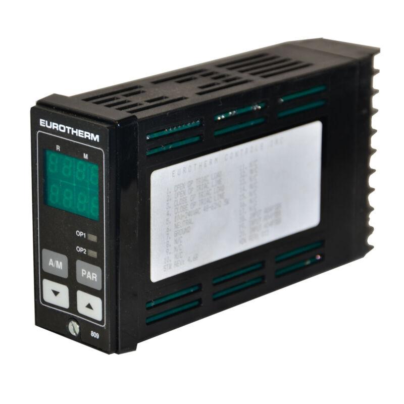 EUROTHERM CONTROLS 809 VRT 0 0 IA5V TEMPERATURE CONTROL--SA