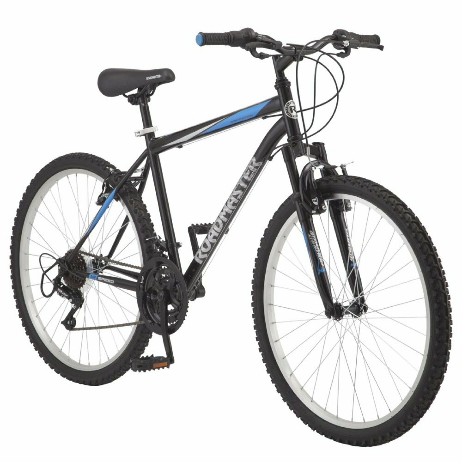 Men's Mountain Bike 26 Inch Wheels Steel Mountain Frame 18 S