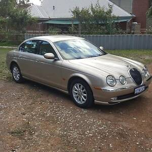 2004 Jaguar S Type Sedan Mundaring Mundaring Area Preview