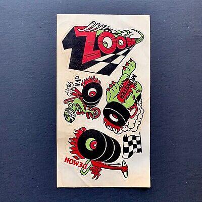 Vintage Cereal Premium Monster Mobile Car Stickers RARE
