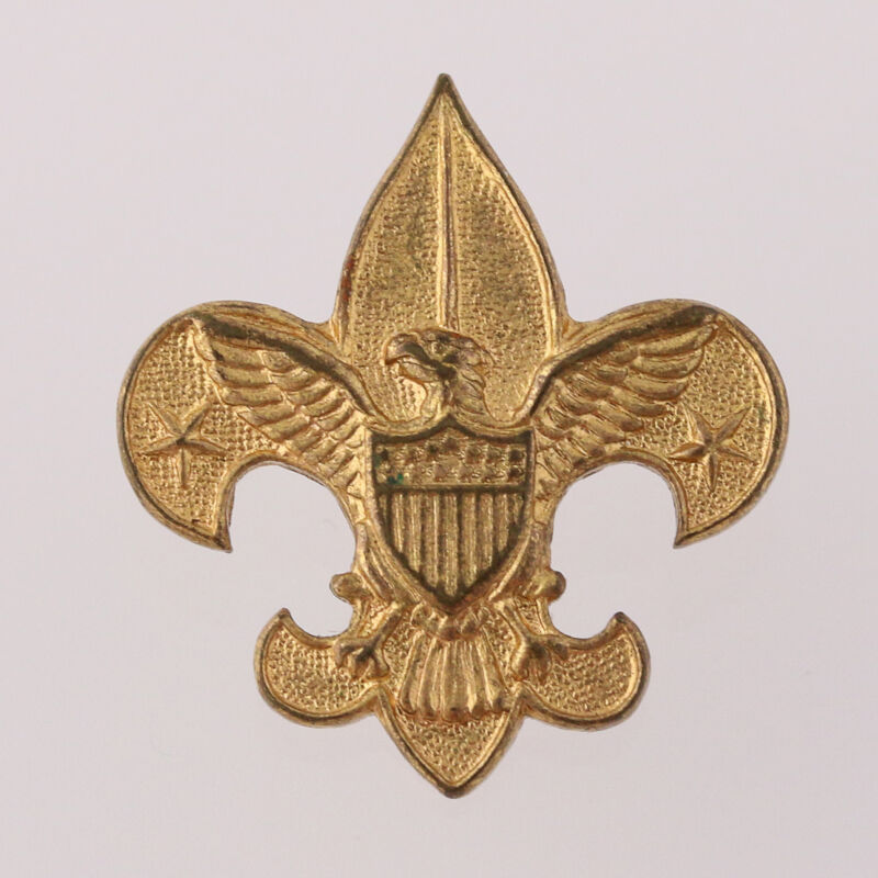 Boy Scouts of America - Antique 1911 BSA Tenderfoot Member Collectible Lapel Pin