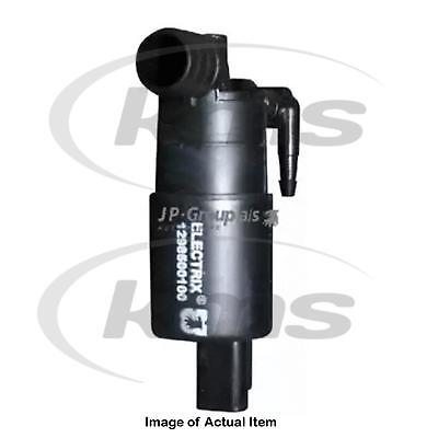 New JP GROUP Windscreen Water Washer Pump 1298500100 Top Quality