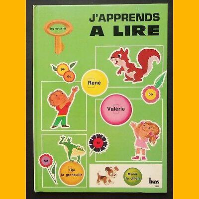 J'APPRENDS À LIRE Les mots clés G. Laramée G. Voinesco 1982 d'occasion  Expédié en Belgium
