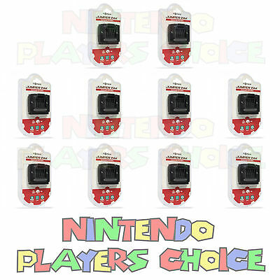 LOT OF 10 New Jumper Pak for the Nintendo 64 N64 Console RAM Memory Booster Pack