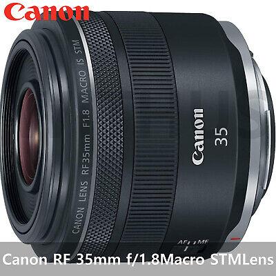 Canon RF 35mm F1.8 Macro IS STM Camera Lens (2973C002)