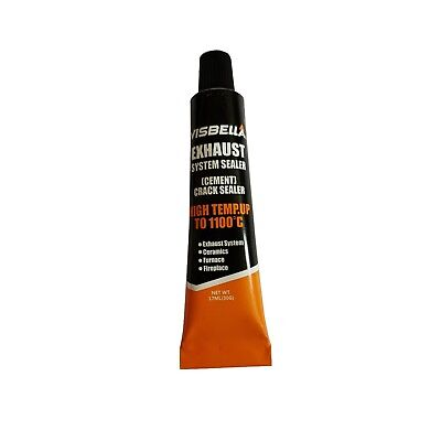 VISBELLA EXHAUST ASSEMBLY PASTE 30g PROVIDES GAS TIGHT SEAL & LUBRICATES