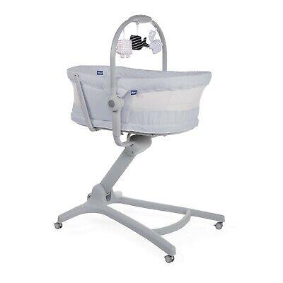 Chicco Baby Hug 4in1 AIR multifunctional crib, recliner, highchair, chair 2020