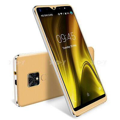 Android Phone - 2021 New Android 9.0 Cell Phone Cheap Unlocked Smartphone Dual SIM Quad Core 5MP