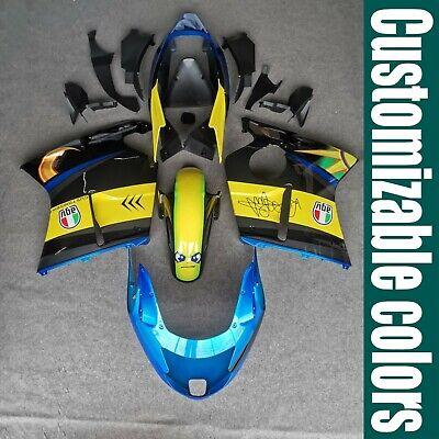 Fit For 1996-2007 Honda CBR1100XX Blackbird ABS Fairing Bodywork Panel Kit Set