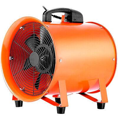 10 Exhaust Fan Blower Ventilator Extractor Duct Hose High Rotation Heavy Duty