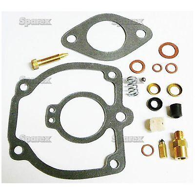 Basic Carburetor Kit Bk12v Replaces Farmall Super H M Mv Mta Super M