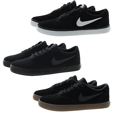 Nike 843895 Mens Skateboarding Check Solar Skate Low Top Shoes Sneakers