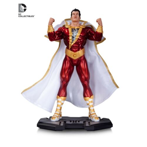 DC Comics Collectibles ICONS SHAZAM! Limited Edition Statue # 560 of 5200