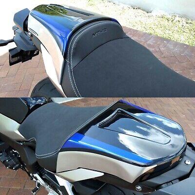 <em>YAMAHA</em> MT10 SP MODEL 17   19  BLUE  BLACK  METAL COMFORT SEAT SOLO C