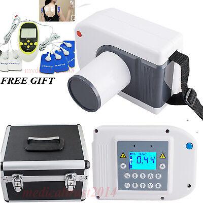 Portable Mobile Digital Intra-oral Diagnosis Dental X-ray Unit Machine W Gift