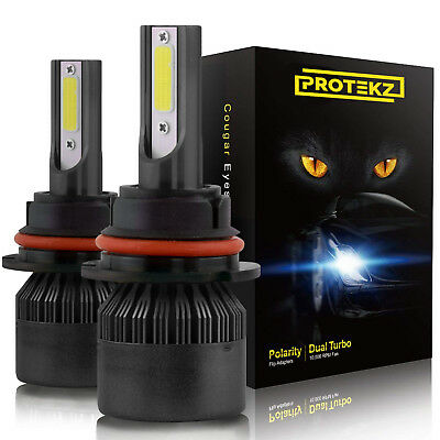 Protekz H11 LED Headlight Kit Low Beam Bulb Super Bright 6000K 45Day Free Return for sale  Walnut