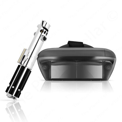 Lenovo Star Wars™ Jedi Challenges - AR Headset w/ Lightsaber Controller Black