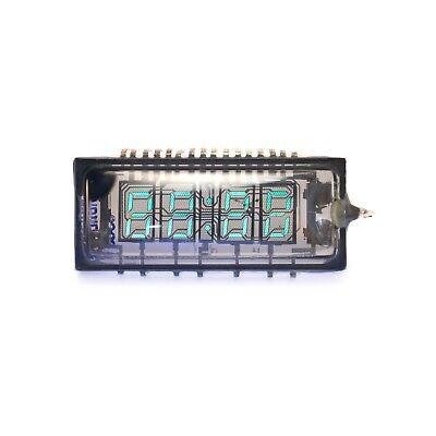 10x IVL2-7/5 VINTAGE VFD CLOCK DIY INDICATOR NOS, BOXED