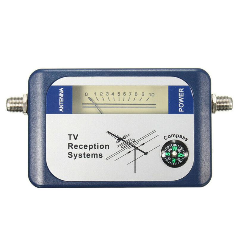 1PC DVB-T Finder Digital Aerial Terrestrial TV Antenna Signal Strength Meter US