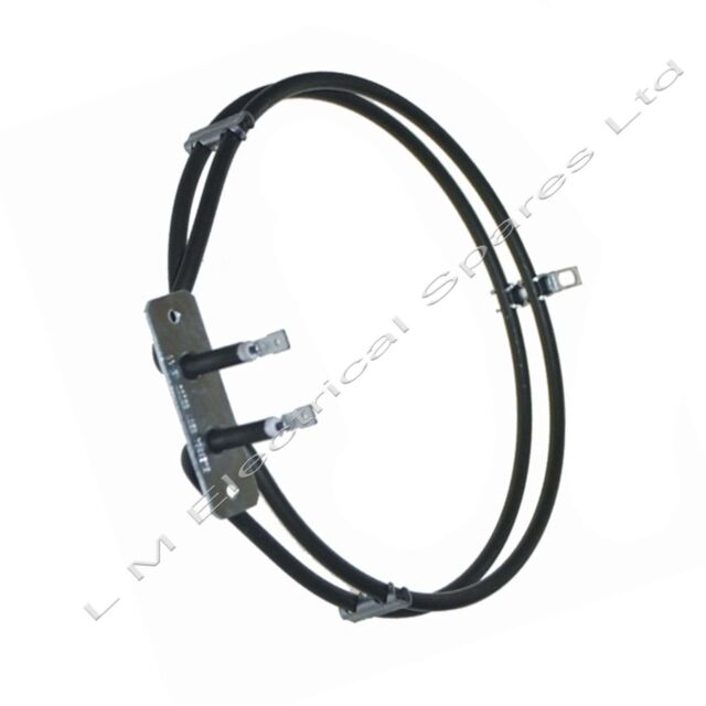 Whirlpool AKL889/WH, AKP129/WH, AKP159/IX Fan Oven Cooker Element 2000W