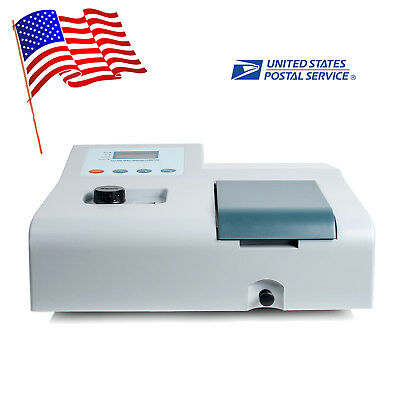 Us Medicla Visible Spectrophotometer Lab Equipment 350-1020nm 110v Spectronic Ce