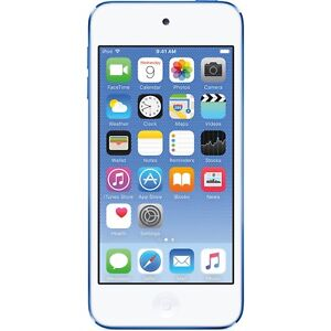 iPod Touch 6g 32gb BLUE